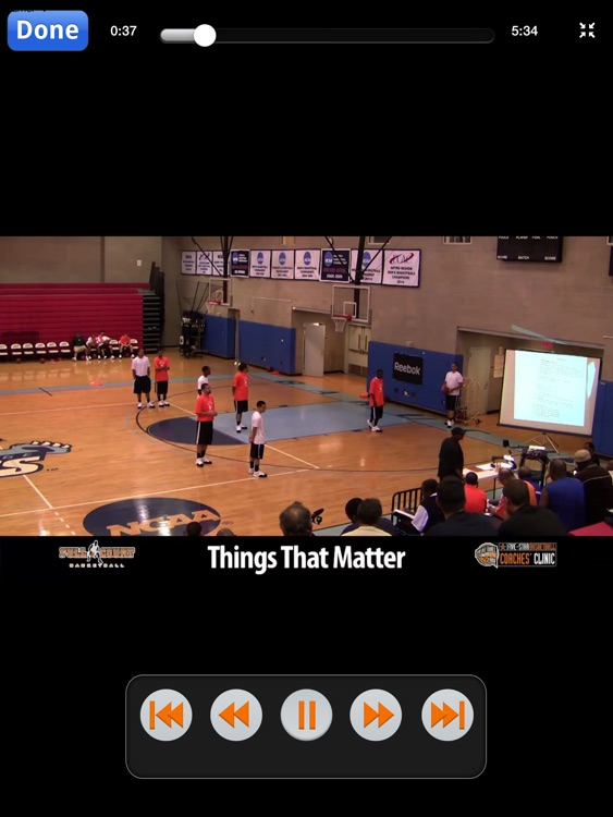 """ No Turnovers "" : A Championship Coaching Philosophy - With Coach John Chaney- Full Court Basketball Training Instruction - XL screenshot-4"