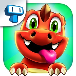 My Virtual Dino - Pet Monsters Game for Kids
