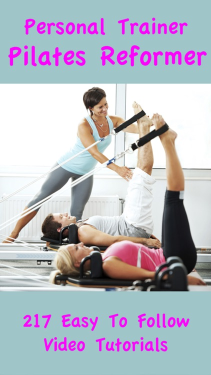 Personal Trainer Pilates Reformer screenshot-0