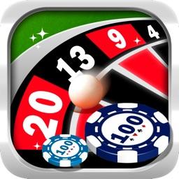 Mega Spin Fortune Roulette - Casino Gambling Game