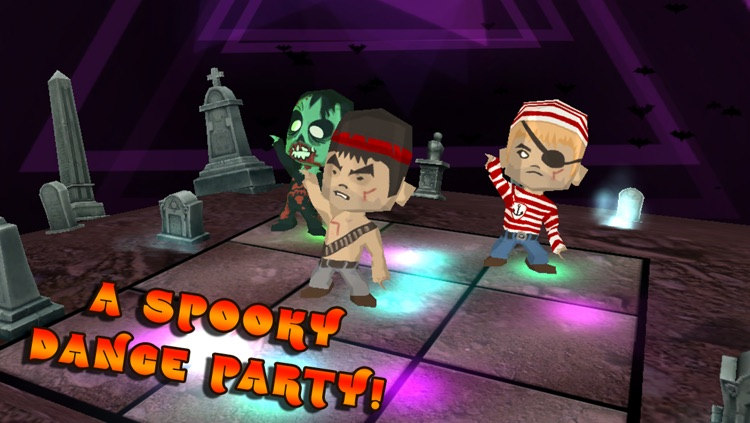 Halloween Dance Party
