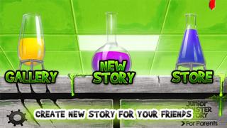 Junior Monster Story - Free Cartoon Movie Makerのおすすめ画像2
