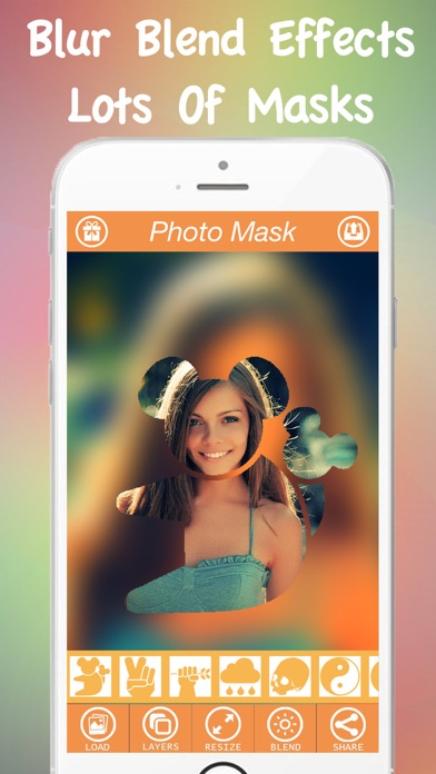 Photo Mask Pro - Mask Layer Effects On Camera Photos-1