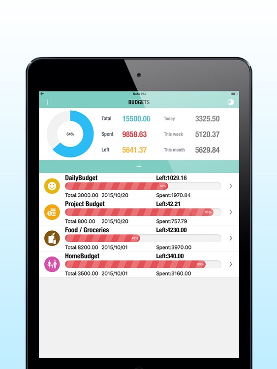 Best Budgets Saved Daily Cost HD - Spending Tracker, Checkbook, Cashflow and Account Tracker