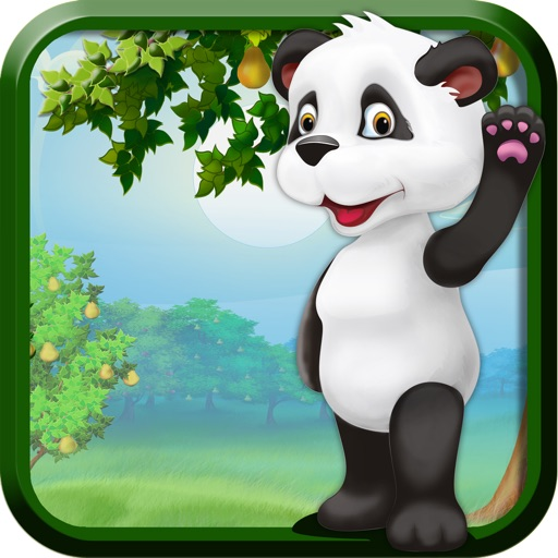 Panda Pear Forest icon