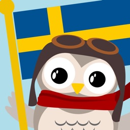 Gus on the Go: Swedish for Kids