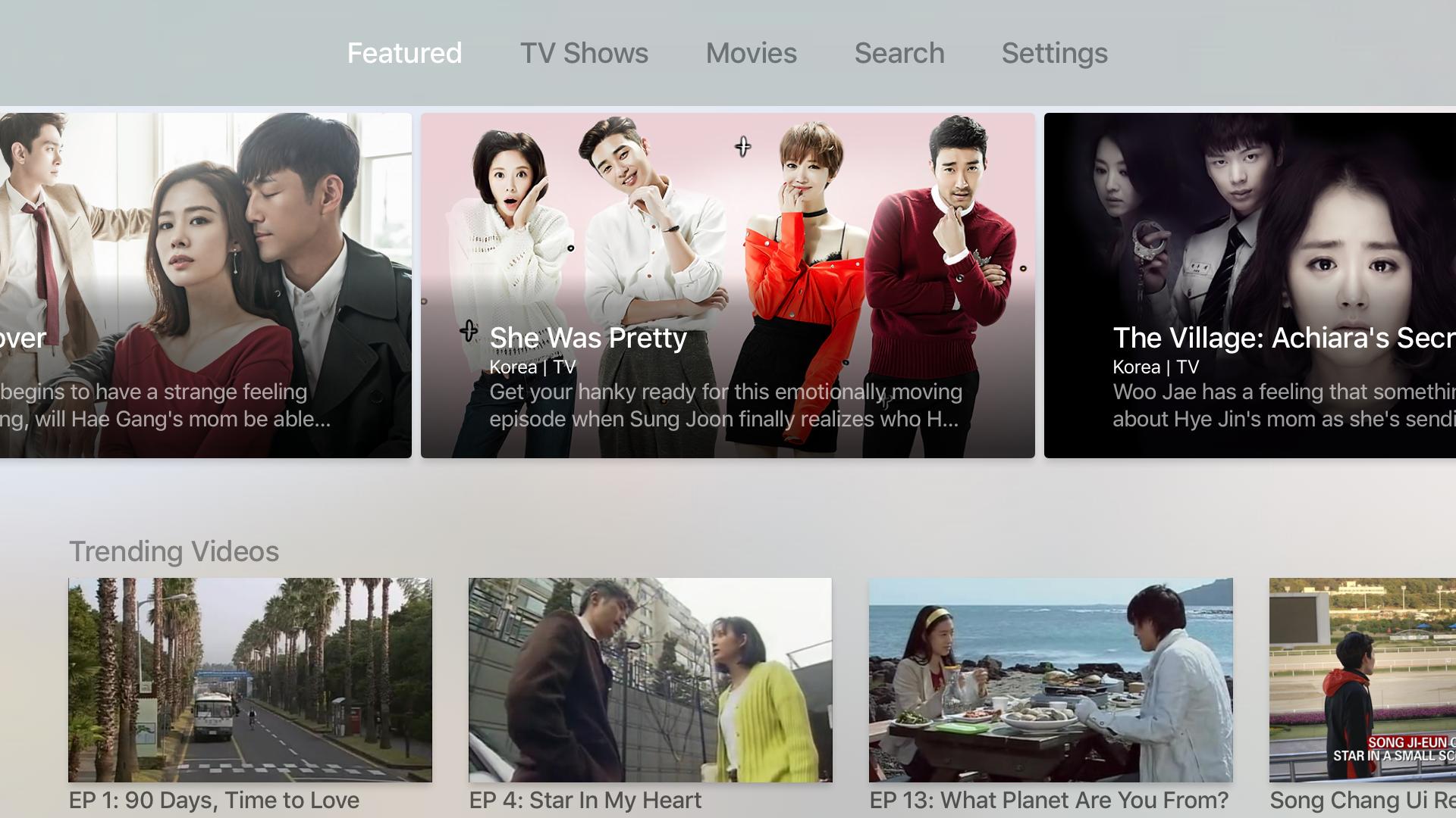 Viki: Asian Drama, Movies & TV screenshot 11