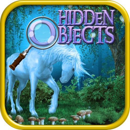 Hidden Objects - Unicorn Dreamcatcher