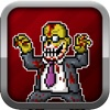 A Zombie Pixel Run-ner Game