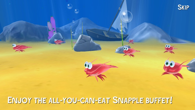 Spiny Lobsters In Snaplantis screenshot-4