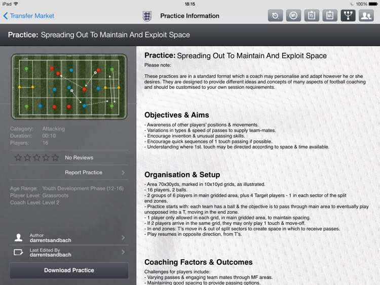 i-Drills Football screenshot-3