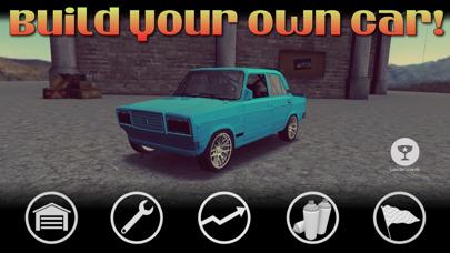 Drifting Lada Edition - Retro Car Drift and Raceのおすすめ画像1