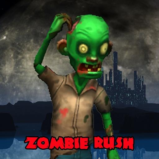 Zombie Rush HD icon