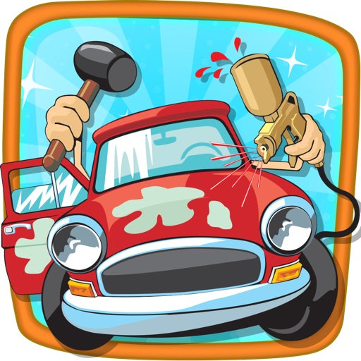 Mechanic Story - Kids Free Game