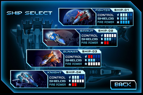 Retro Dust - Classic Arcade Asteroids Vs Invaders screenshot 3