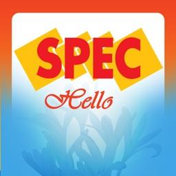 Spec Hello Kolormax