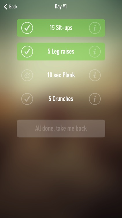 30 Day Workout Challenges - Get started with your workout screenshot-4