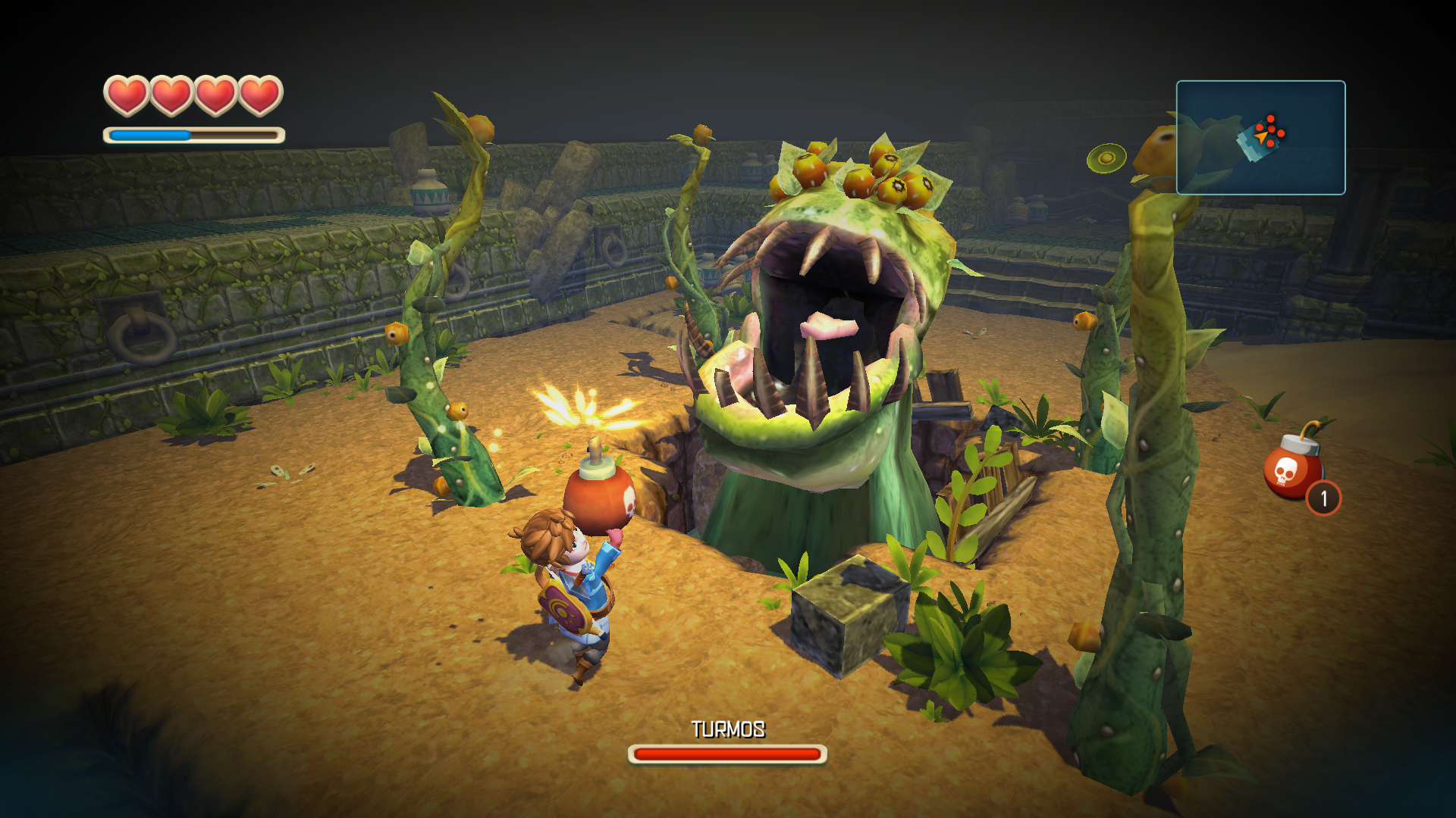 Oceanhorn ™ screenshot 15