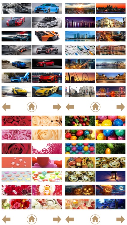 Wallpaper+ for iOS 7 (Panorama 3200x1136 pixels) screenshot-3