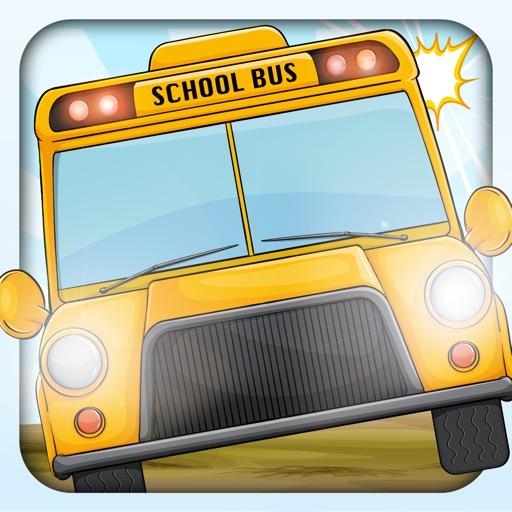 Crazy School Bus Pro