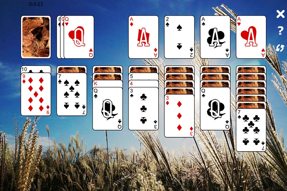 If You Like To Play Solitaire Card Can Not Miss The Fall