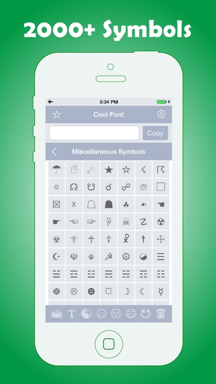 Cool Font Keyboard for Message - Fonts Maker for Texting