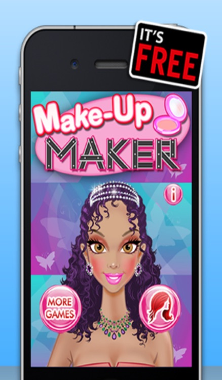 MakeUp Maker screenshot-0