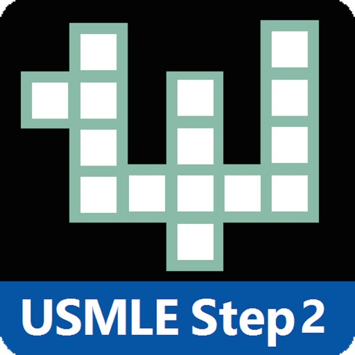 CrossWards USMLE Step 2