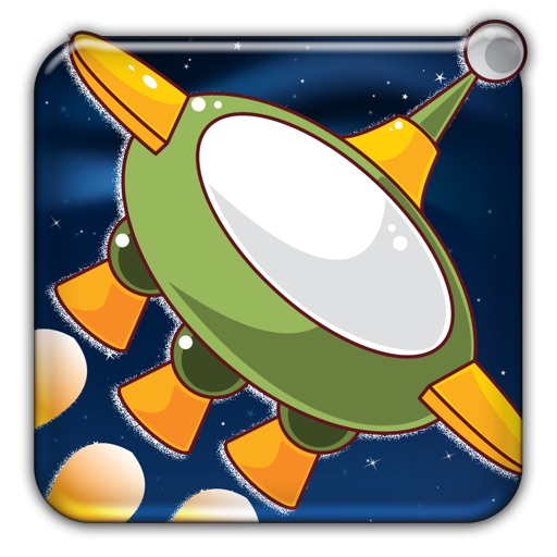 Space Ship Tap Shooting Battle Puzzle - Number Crush Attack Blast Pro