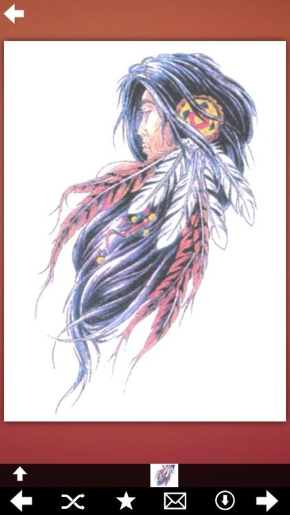 Indians Tattoos Details screenshot-4
