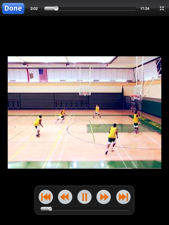 Great Scoring Plays From Around The World: International & European Offense - with Coach Lason Perkins - Full Court Basketball Training Instruction - XL screenshot-3