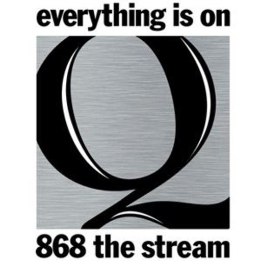 Q868 THE STREAM