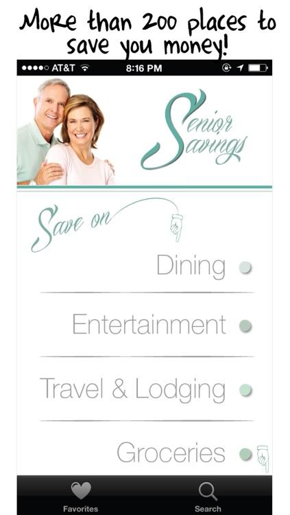 Senior Savings