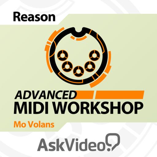 AV for Reason 7 - Advanced MIDI Workshop