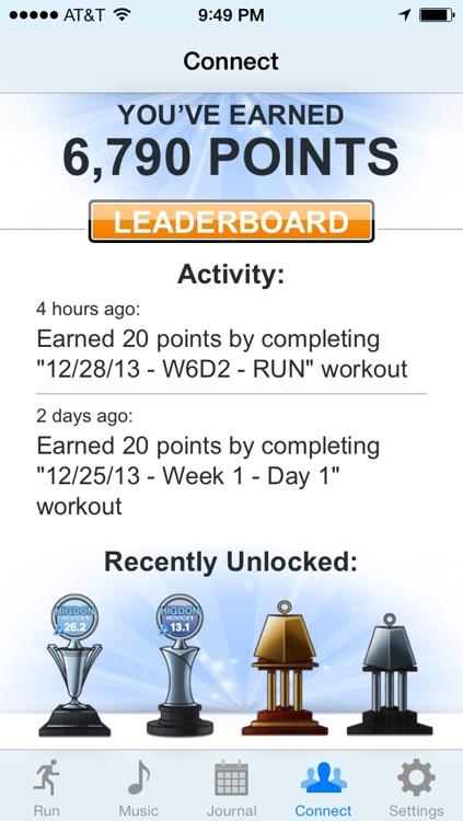 RunHelper - Free GPS Tracker for Runners screenshot-4