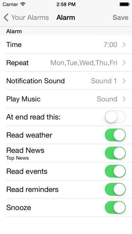 Smartest Alarm Clock screenshot-4