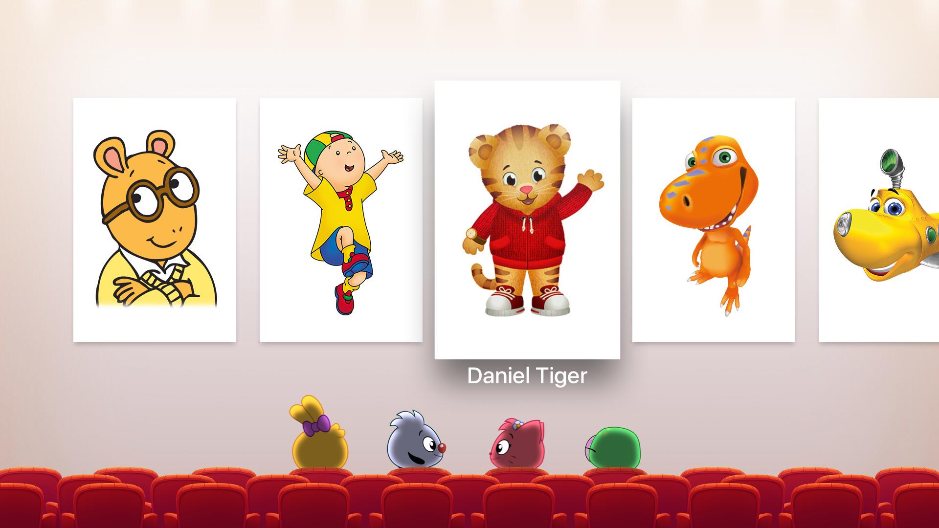 PlayKids - Cartoons and games screenshot 17