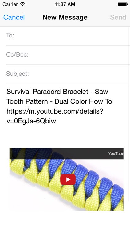Paracord Styling Guide screenshot-3
