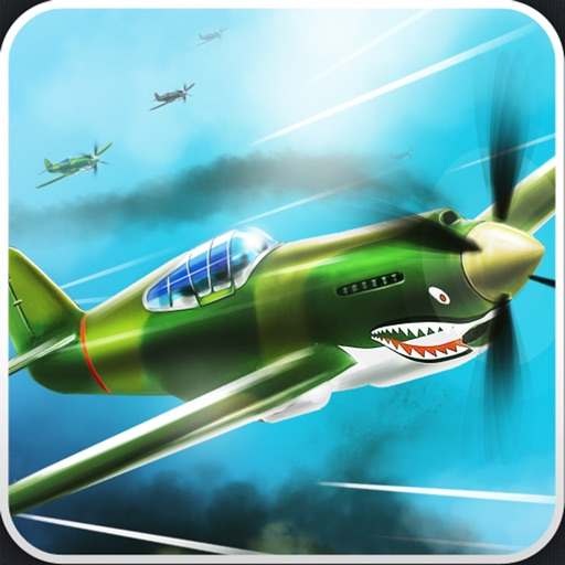 Kamikaze iFighter 1945 Pilot - World War 2 Plane Battle