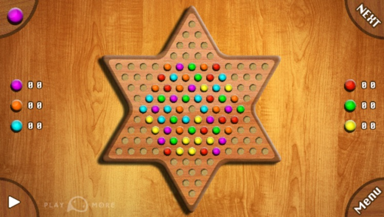 (Int'l) Chinese Checkers screenshot-2