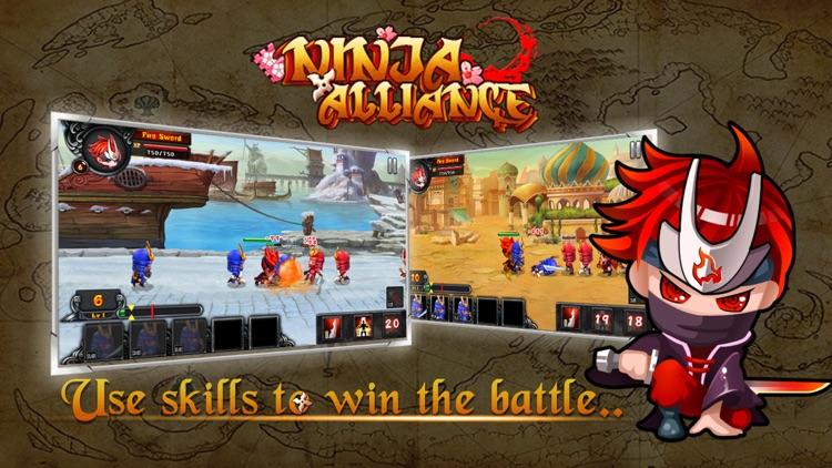 Ninja Alliance: Guard of the Kingdom screenshot-3