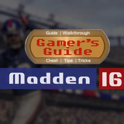Gamer's Guide for Madden 16