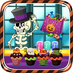 Cooking Chef Fever Halloween Time