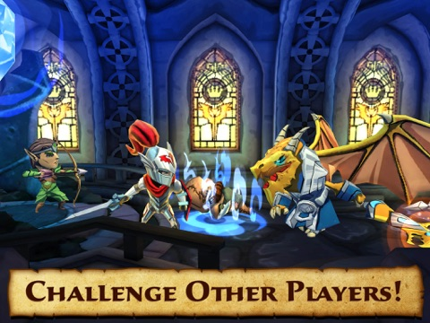 Defenders & Dragons-ipad-4