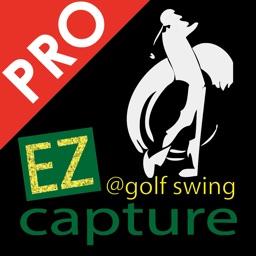 EZ Capture Pro@golf swing (Swing Analysis & Capture)