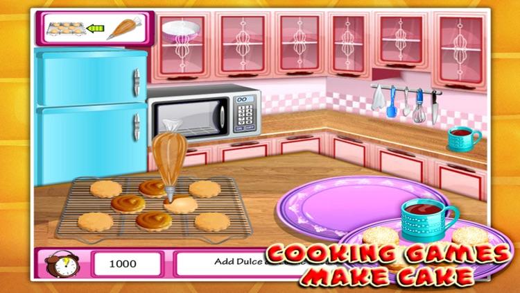 Cooking Games:Make Cake screenshot-4