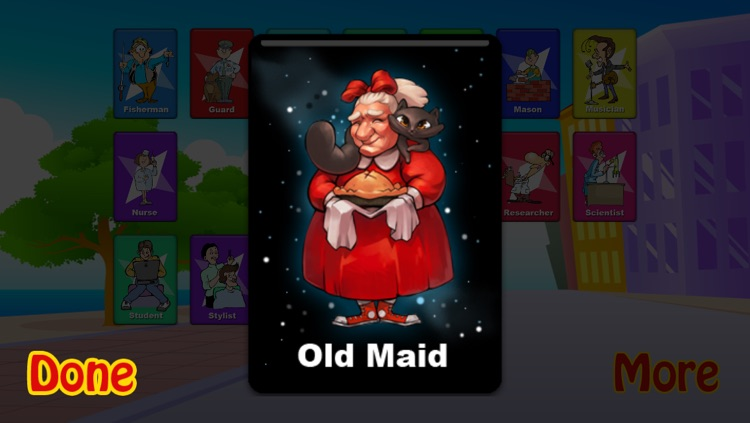 Old Maid screenshot-4