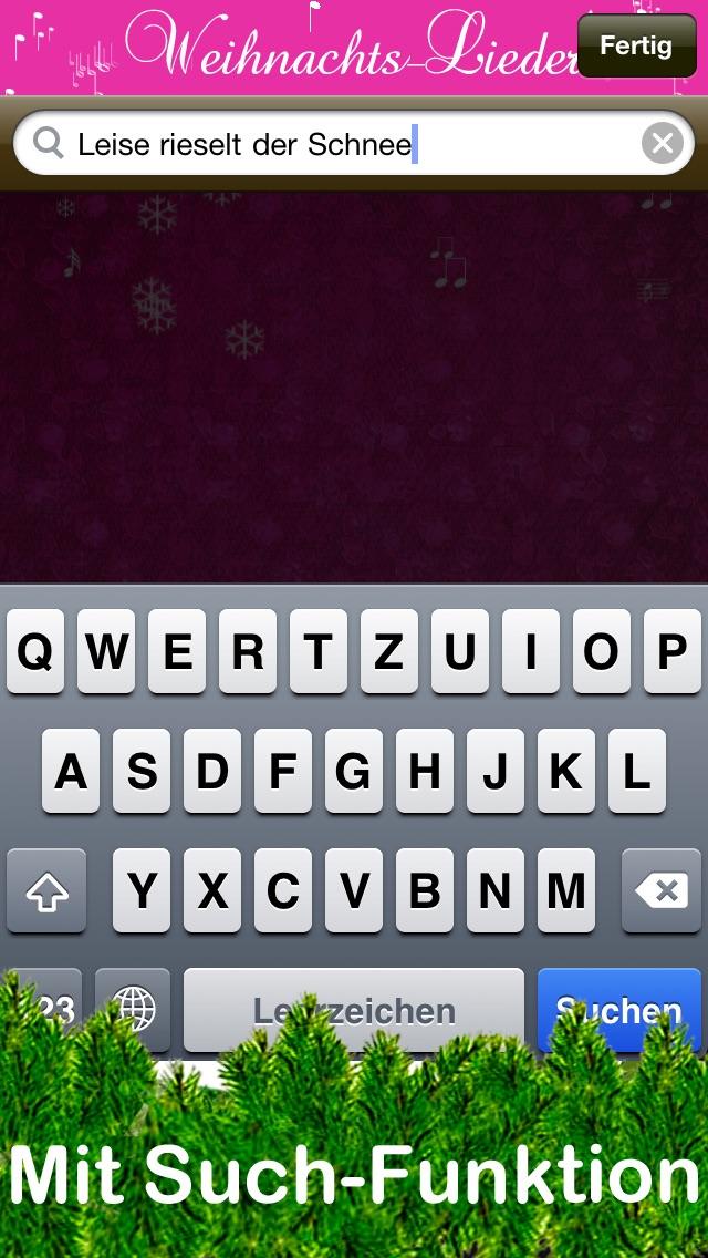Weihnachtslieder - Musik & Texte für Weihnachten App ...