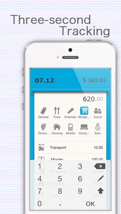 Spending Tracker & Wallet Management - Expense Tracker, Budget Management, Spending Log