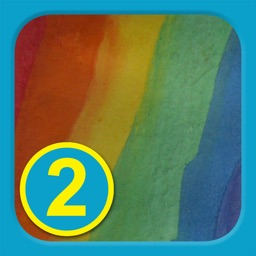 I Paint a Rainbow! - Level 2(B) - Learn To Read Books